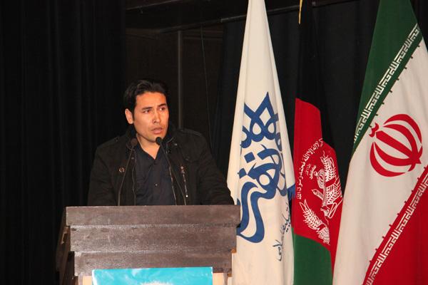 محمدجعفری شاعر و عضو خانه ادبیات افغانستان